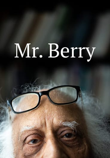 Mr. Berry Poster